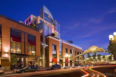 207 5TH AVE. UNIT 826, San Diego, CA 92101 - MLS#: 190036455