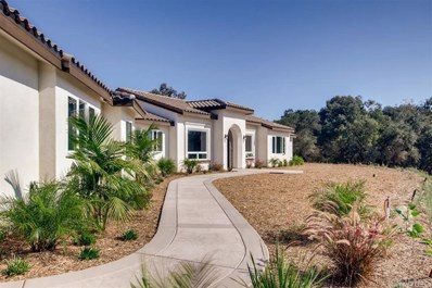 465 Morro Hills Road, Fallbrook, CA 92028 - MLS#: 190037401
