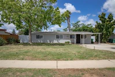 540 Marble Street, El Cajon, CA 92020 - MLS#: 190037583