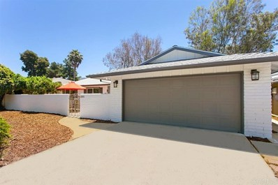 1251 Discovery St, San Marcos, CA 92078 - MLS#: 190037820