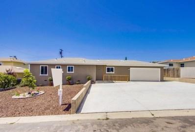 474 Nickman St, Chula Vista, CA 91911 - MLS#: 190037899
