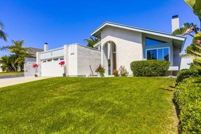 255 Sharp Pl, Encinitas, CA 92024 - MLS#: 190038089
