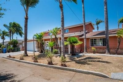 482 peteo court, Chula Vista, CA 91911 - MLS#: 190038578