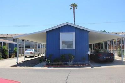 450 E Bradley UNIT 42, El Cajon, CA 92021 - MLS#: 190038683