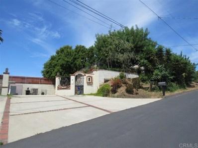 2525 El Sereno Way, Vista, CA 92083 - MLS#: 190038884