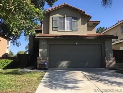 2394 Eastridge Loop, Chula Vista, CA 91915 - MLS#: 190039090