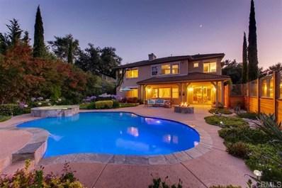 4408 Highland Oaks St, Fallbrook, CA 92028 - MLS#: 190039561