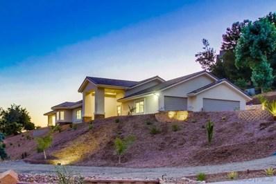 8352 Oconnell Rd, El Cajon, CA 92021 - MLS#: 190039700