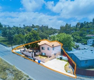 550 Ritchey St., San Diego, CA 92114 - MLS#: 190039708