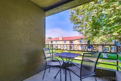 7505 Charmant Dr UNIT 1608, San Diego, CA 92122 - MLS#: 190039909