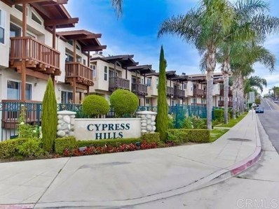 494 W Laurel Street, San Diego, CA 92101 - #: 190040255