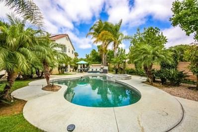 4373 Arbor Cove Circle, Oceanside, CA 92058 - MLS#: 190040483