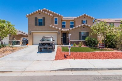3373 Sequoia Ct, Perris, CA 92570 - MLS#: 190040535