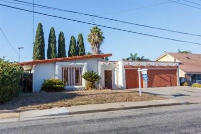 21 Sandalwood, Chula Vista, CA 91910 - MLS#: 190040587