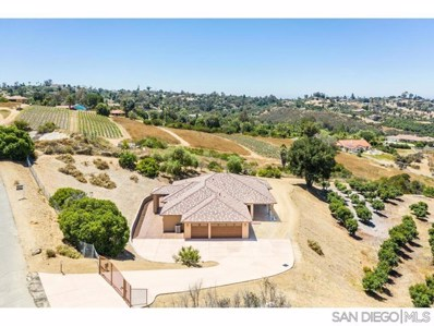 1402 Riverview Dr, Fallbrook, CA 92028 - MLS#: 190040782