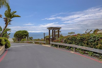 30802 S Pacific Coast Highway UNIT SPC K19, Laguna Beach, CA 92651 - MLS#: 190041158
