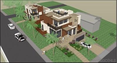 4753 Noyes Street, San Diego, CA 92109 - MLS#: 190041169