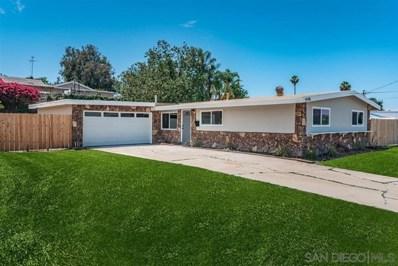 9145 Maynard St, Spring Valley, CA 91977 - MLS#: 190041476