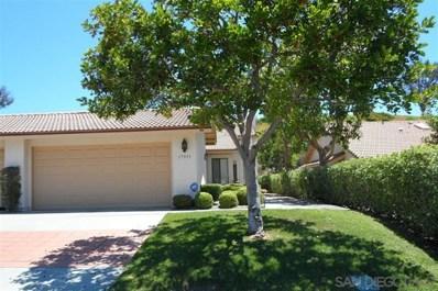 17935 AVENIDA ALOZDRA, San Diego, CA 92128 - MLS#: 190041520