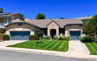 38932 Cherry Point Ln, Murrieta, CA 92563 - MLS#: 190041820