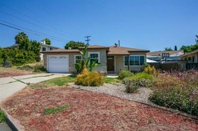 2165 Flintridge Dr, San Diego, CA 92139 - #: 190041867
