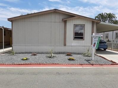 4616 N River Rd. UNIT 19, Oceanside, CA 92057 - MLS#: 190042996