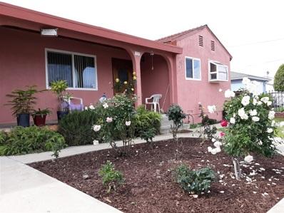 324 S. Kenton, National City, CA 91950 - #: 190043103