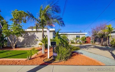824 Iris Ave, Imperial Beach, CA 91932 - MLS#: 190043512