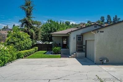 3305 Kenora Drive, Spring Valley, CA 91977 - MLS#: 190043704