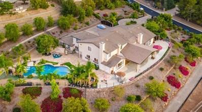 323 Cantle Lane, Encinitas, CA 92024 - MLS#: 190043738