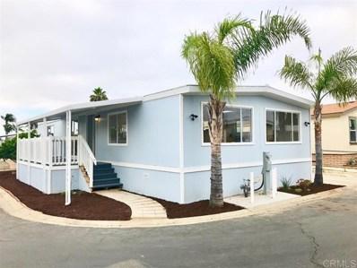 4660 N River Rd. N UNIT 72, Oceanside, CA 92057 - MLS#: 190043815