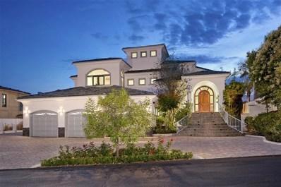 5848 Meadows Del Mar, San Diego, CA 92130 - MLS#: 190043933