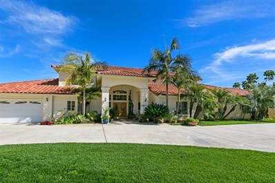 3672 Alta Vista Drive, Fallbrook, CA 92028 - MLS#: 190044078