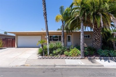 6452 Richard, San Diego, CA 92115 - MLS#: 190044213