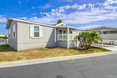 6460 Convoy Ct UNIT 57, San Diego, CA 92117 - MLS#: 190044231