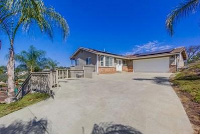 12222 Valhalla, Lakeside, CA 92040 - MLS#: 190044257