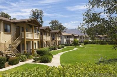1423 Graves Ave UNIT 102, El Cajon, CA 92021 - MLS#: 190044260