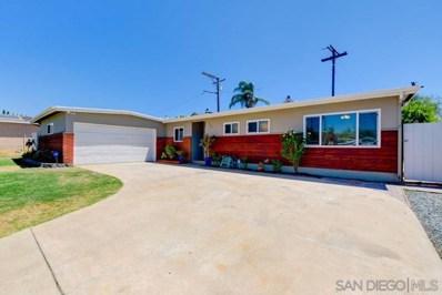 775 Valley Village Dr, El Cajon, CA 92021 - MLS#: 190044467