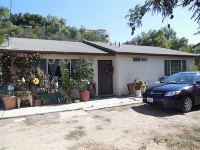 6377 RADIO DR, San Diego, CA 92114 - MLS#: 190044665