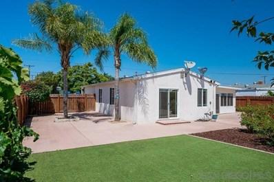 5079 Diane Ave, San Diego, CA 92117 - MLS#: 190044694