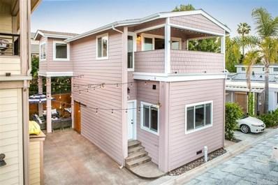 159 Diana St UNIT 5, Encinitas, CA 92024 - MLS#: 190044761