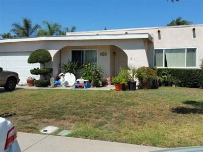 801 Via Bella Donna, San Marcos, CA 92078 - MLS#: 190044900