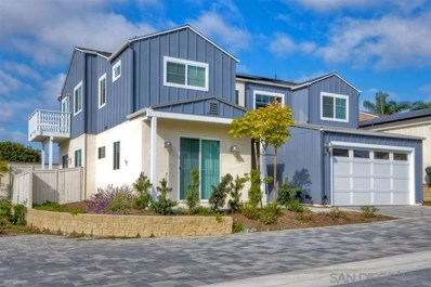 1416 MacKinnon Ave, Cardiff by the Sea, CA 92007 - MLS#: 190044991