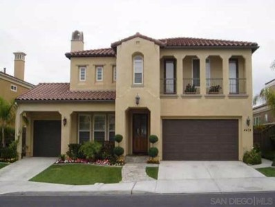4478 Rosecliff Place, San Diego, CA 92130 - MLS#: 190045094
