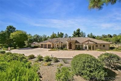 18684 Bernardo Trails Drive, San Diego, CA 92128 - MLS#: 190045137