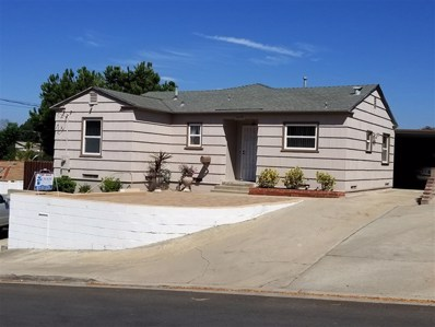 2375 El Prado Avenue, Lemon Grove, CA 91945 - MLS#: 190045142