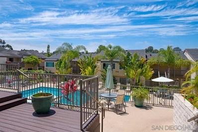 8528 VIA MALLORCA UNIT A, La Jolla, CA 92037 - MLS#: 190045292