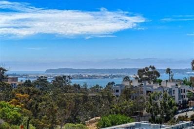 475 Redwood UNIT 603, San Diego, CA 92103 - MLS#: 190045334