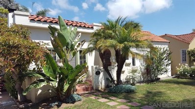 4330 Witherby St., San Diego, CA 92103 - MLS#: 190045487