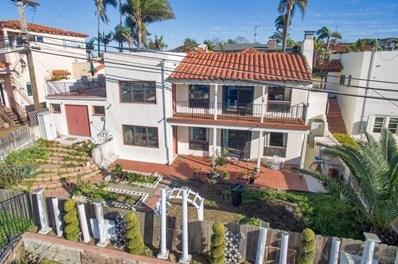2708 Poinsettia Dr, San Diego, CA 92106 - MLS#: 190045514